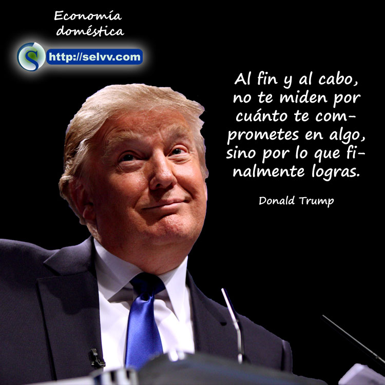 Donald Trump, Gage Skidmore - Economía doméstica - Selvv