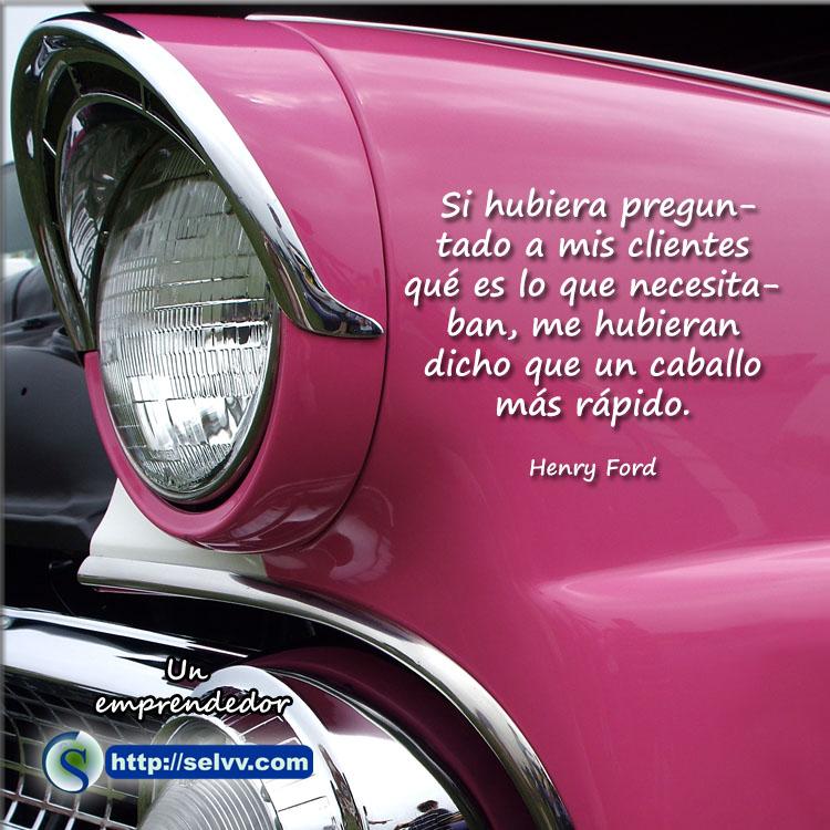 Ford 1955 - Un emprendedor - Selvv
