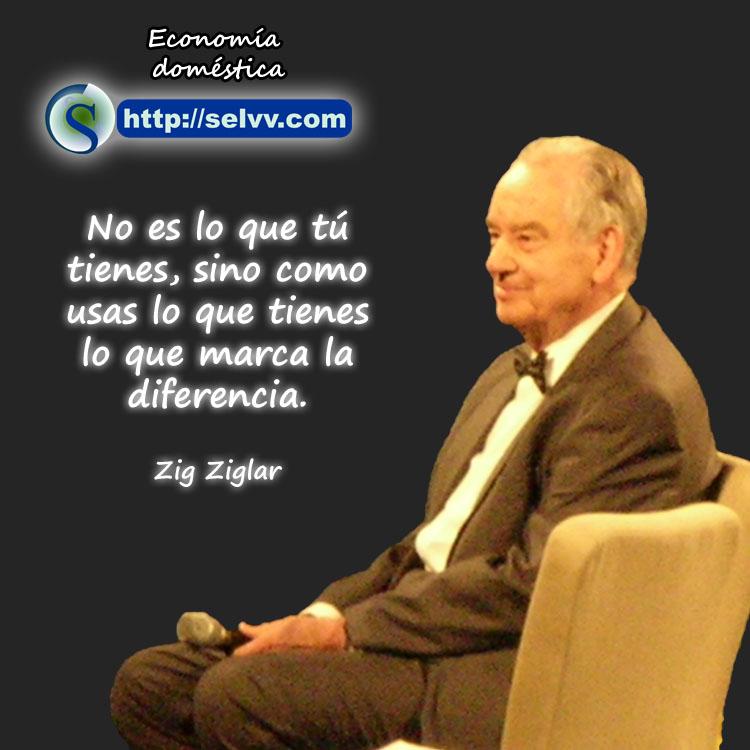 Zig Ziglar - Economía doméstica - Selvv
