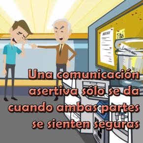 Comunicación asertiva: Los 5 pasos