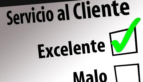 Servicio - Atención al cliente - Selvv